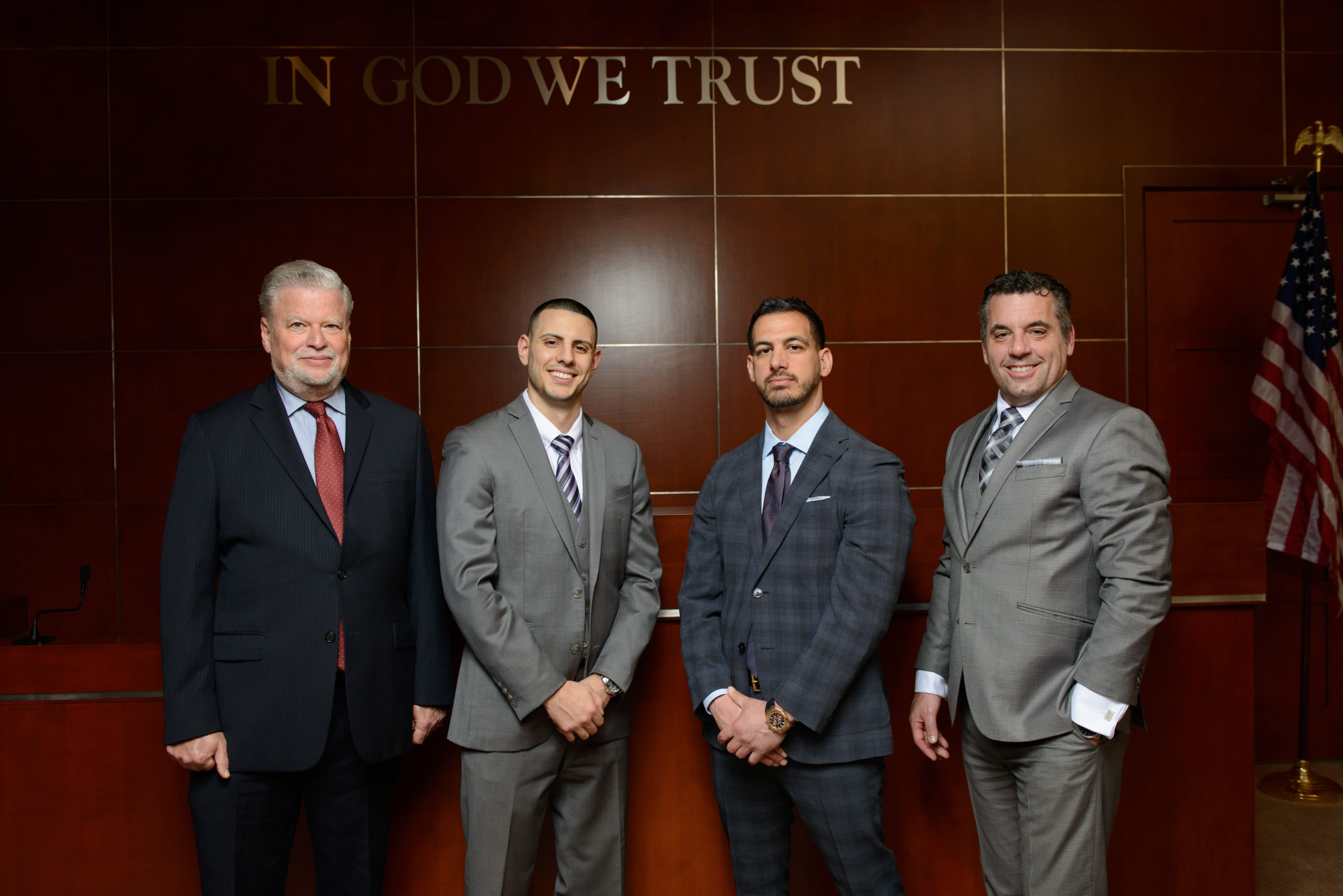 Attorneys at Gruenberg Kelly Della