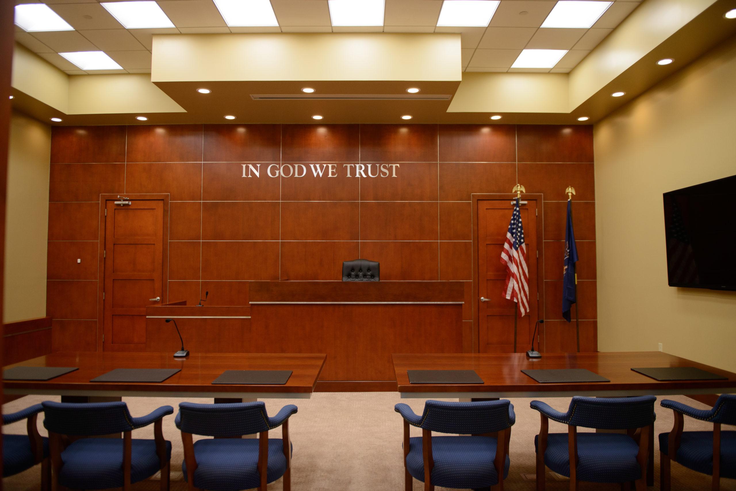 New York Court Room